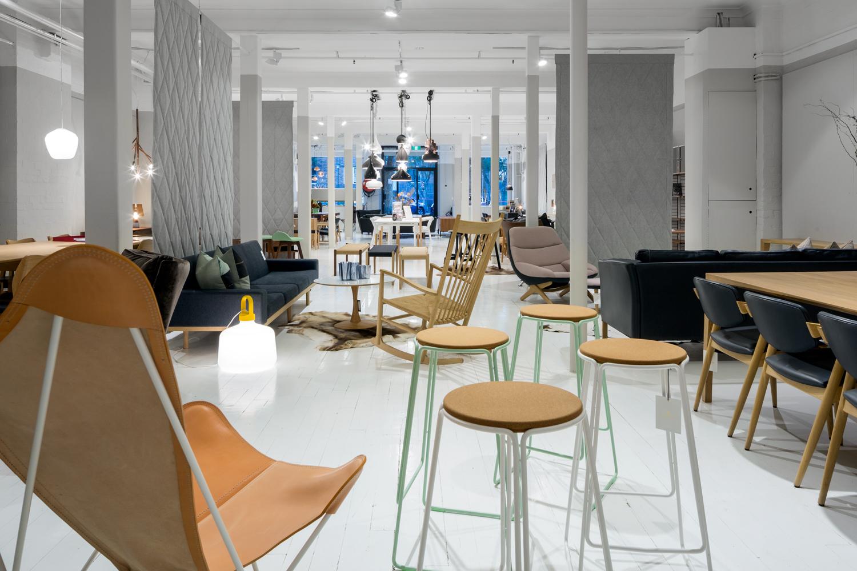 Great Dane furniture showroom overview 2