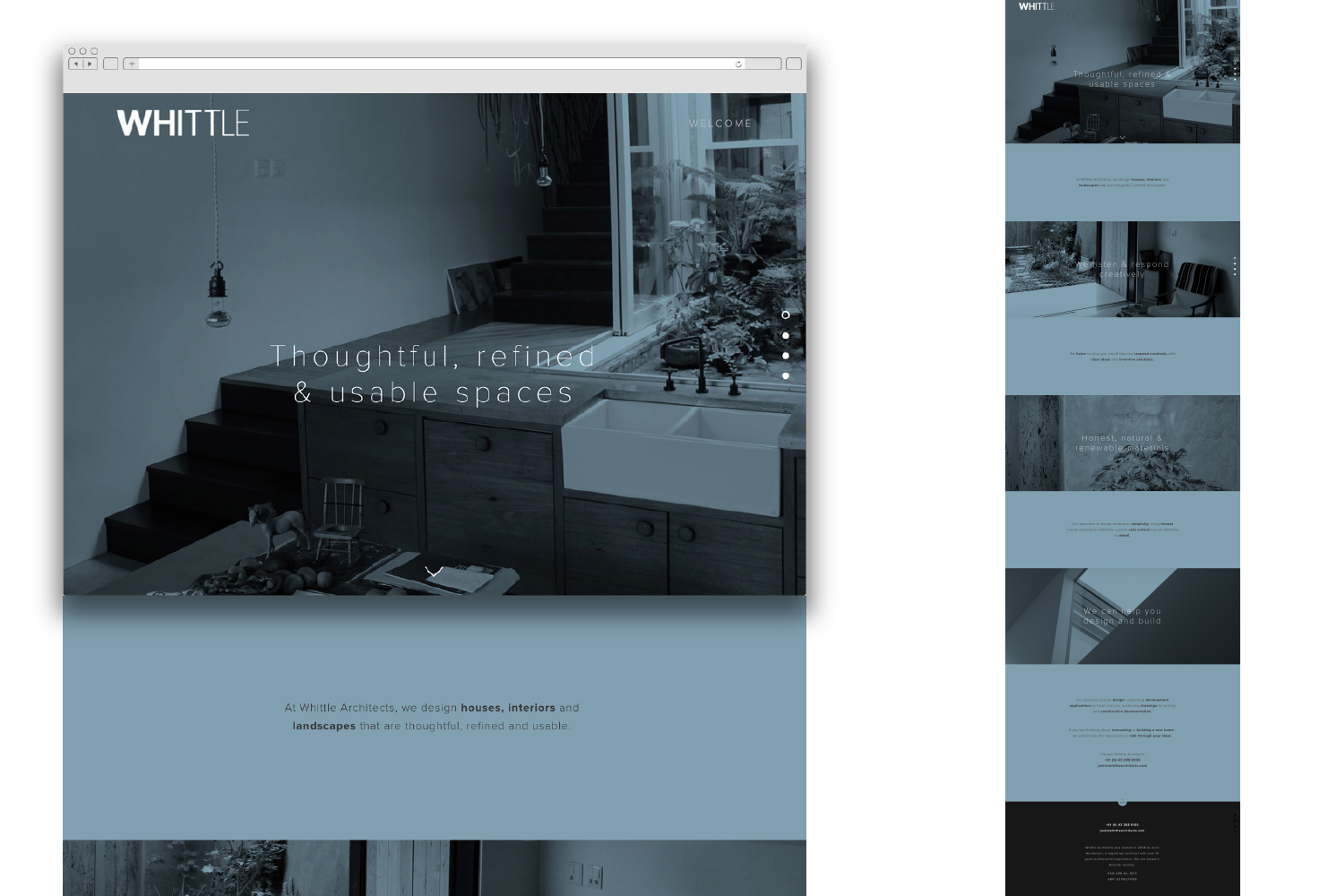 whittle-architects-7-website-page-layout