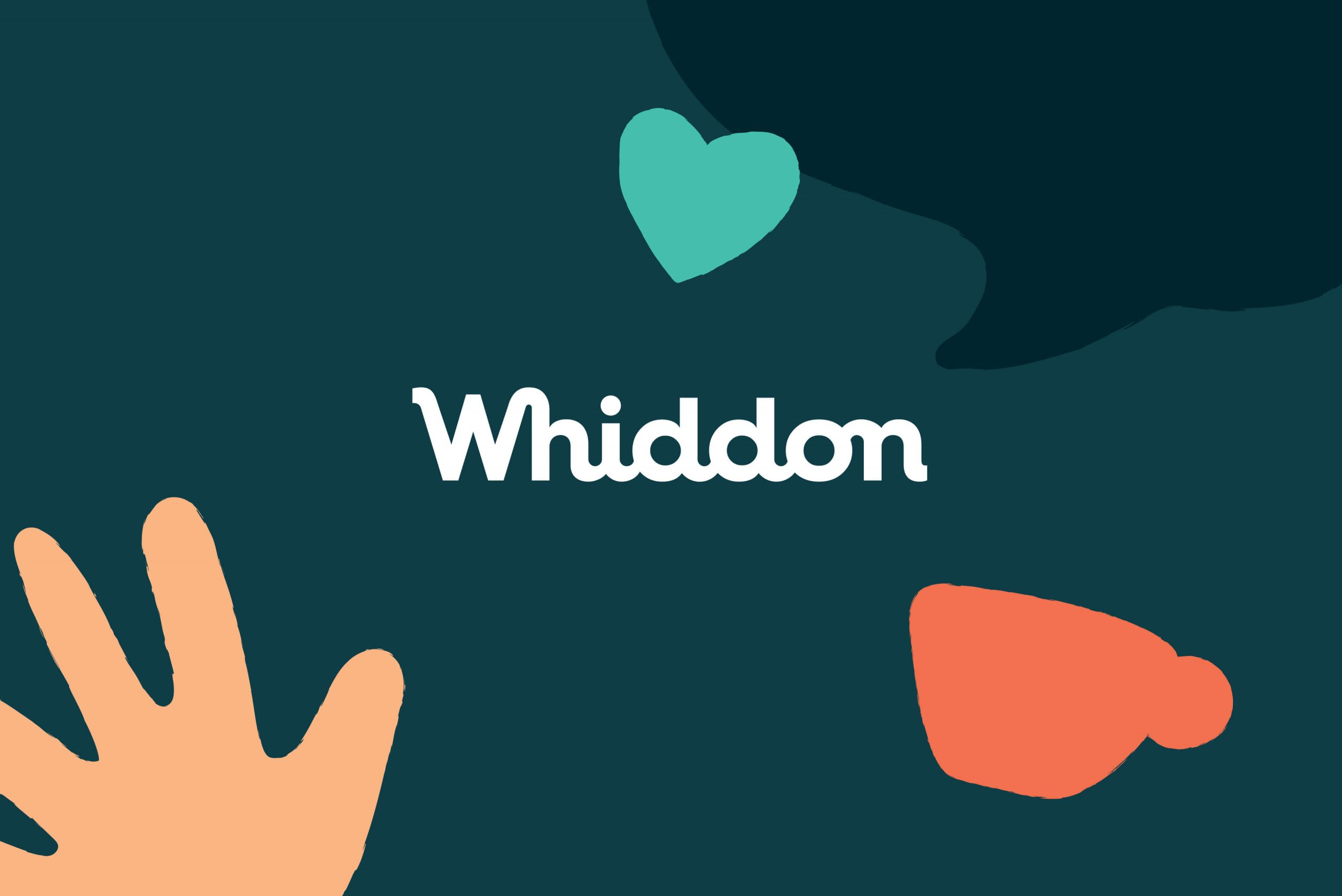 Whiddon Brand Refresh - Logotpye & core brand shapes