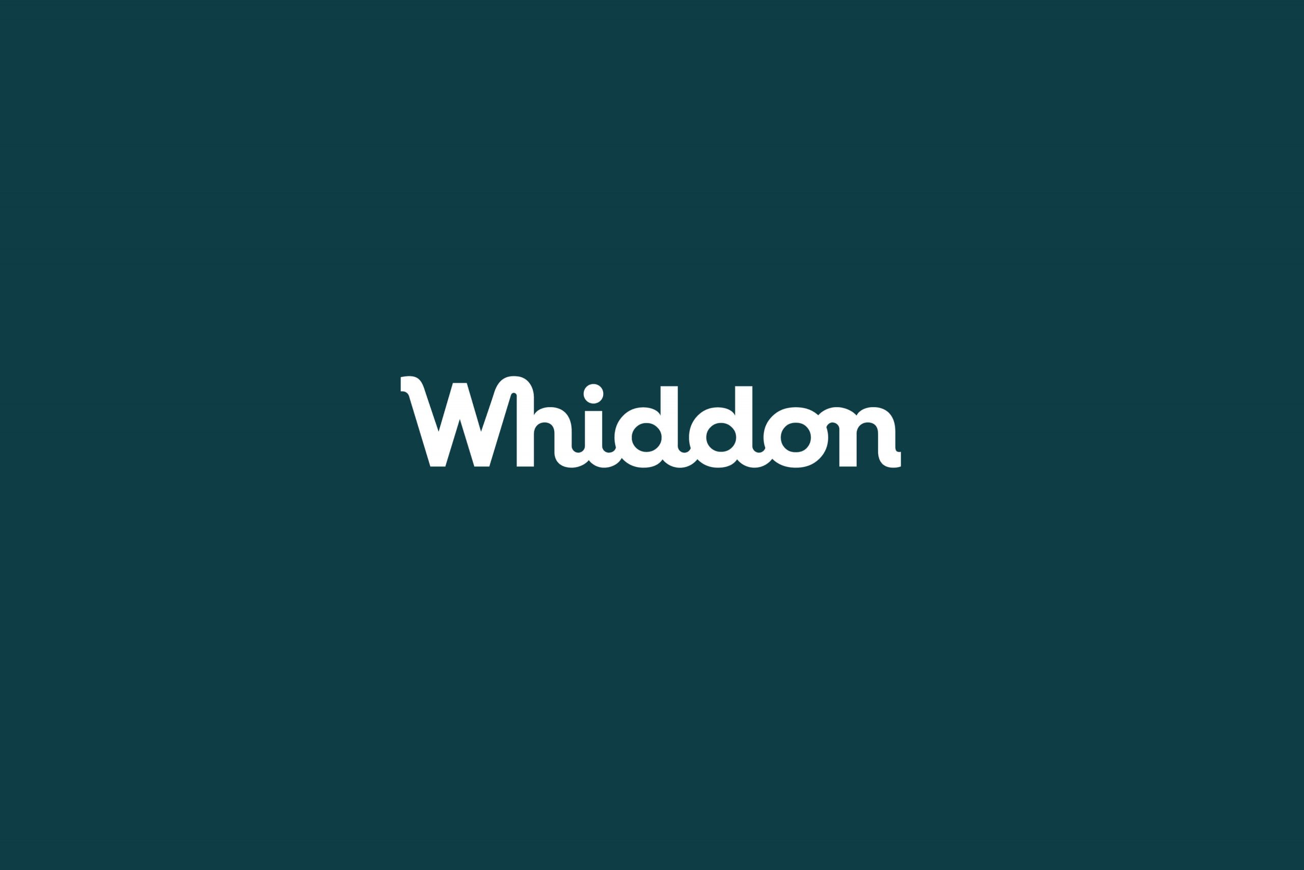 Whiddon Brand Refresh - Connected brand logotype