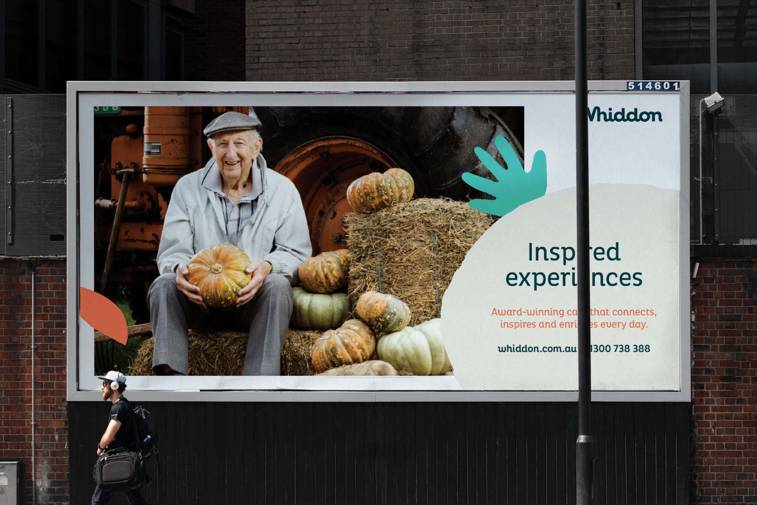 Whiddon Brand Refresh - Template for out-of-home billboard advertising