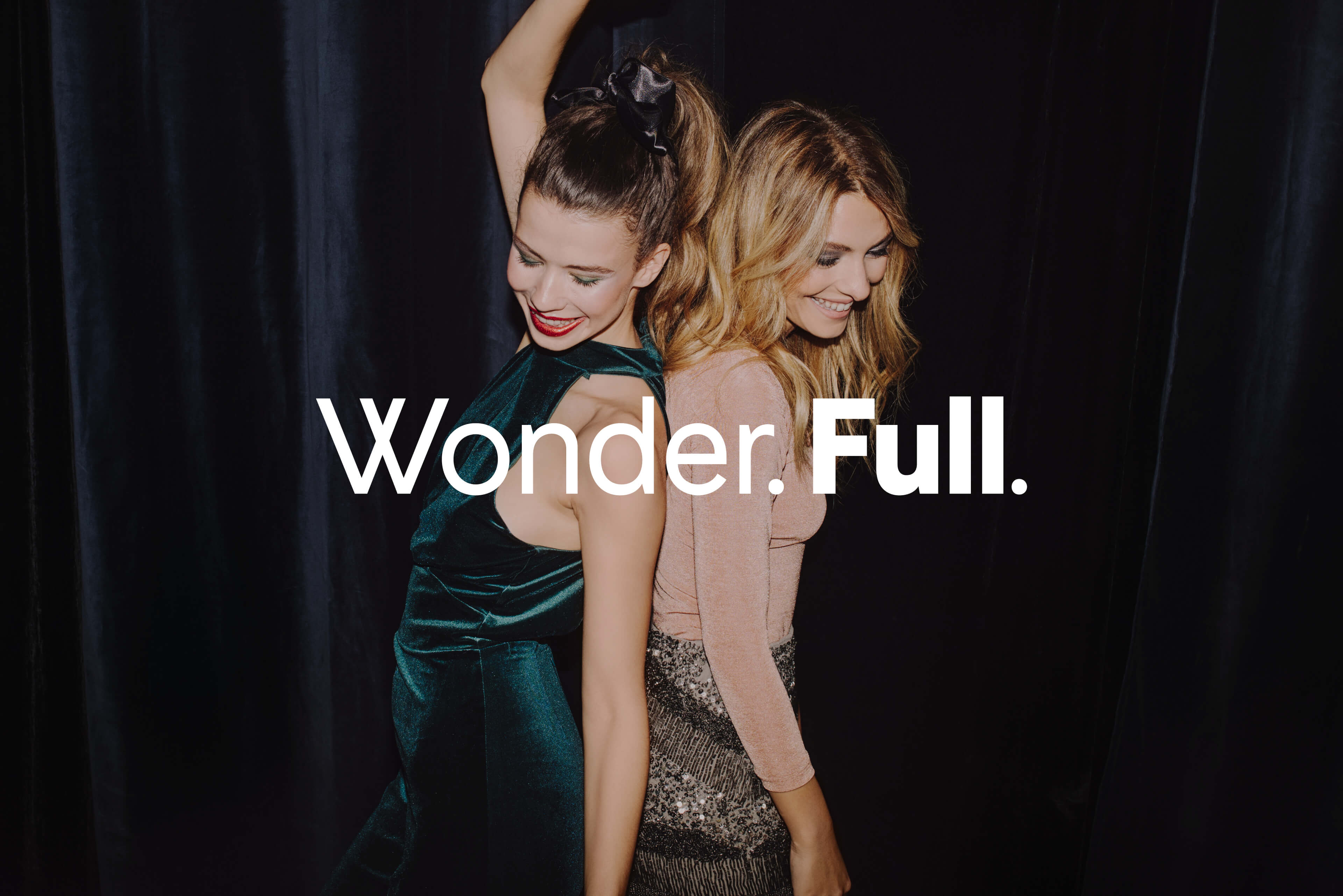 Ovolo Hotels Brand Refresh - Wonder. Full. Logotype with People Experience Photography