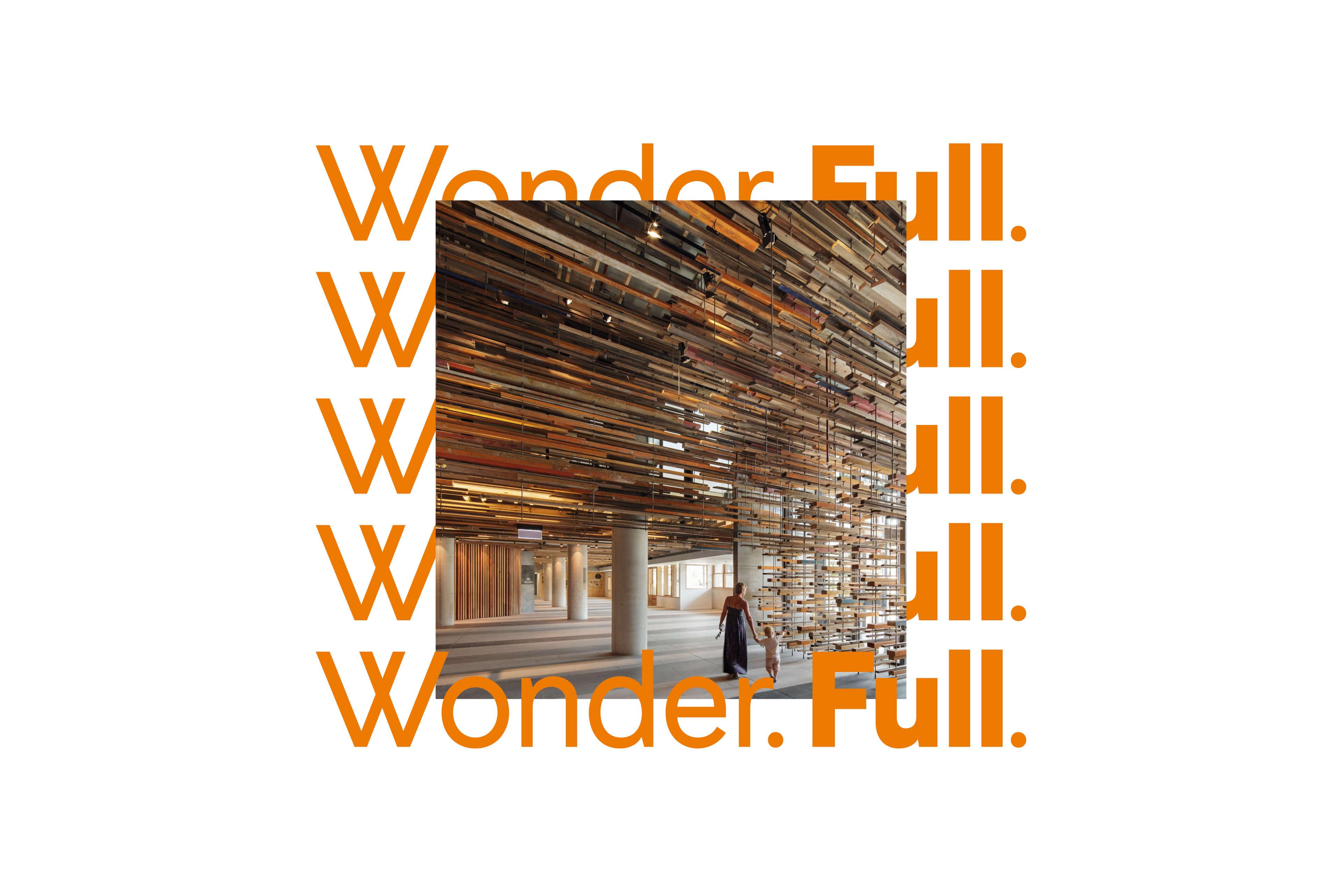 Ovolo Hotels Brand Refresh - Wonder. Full. Typographic Framework & Photography 2