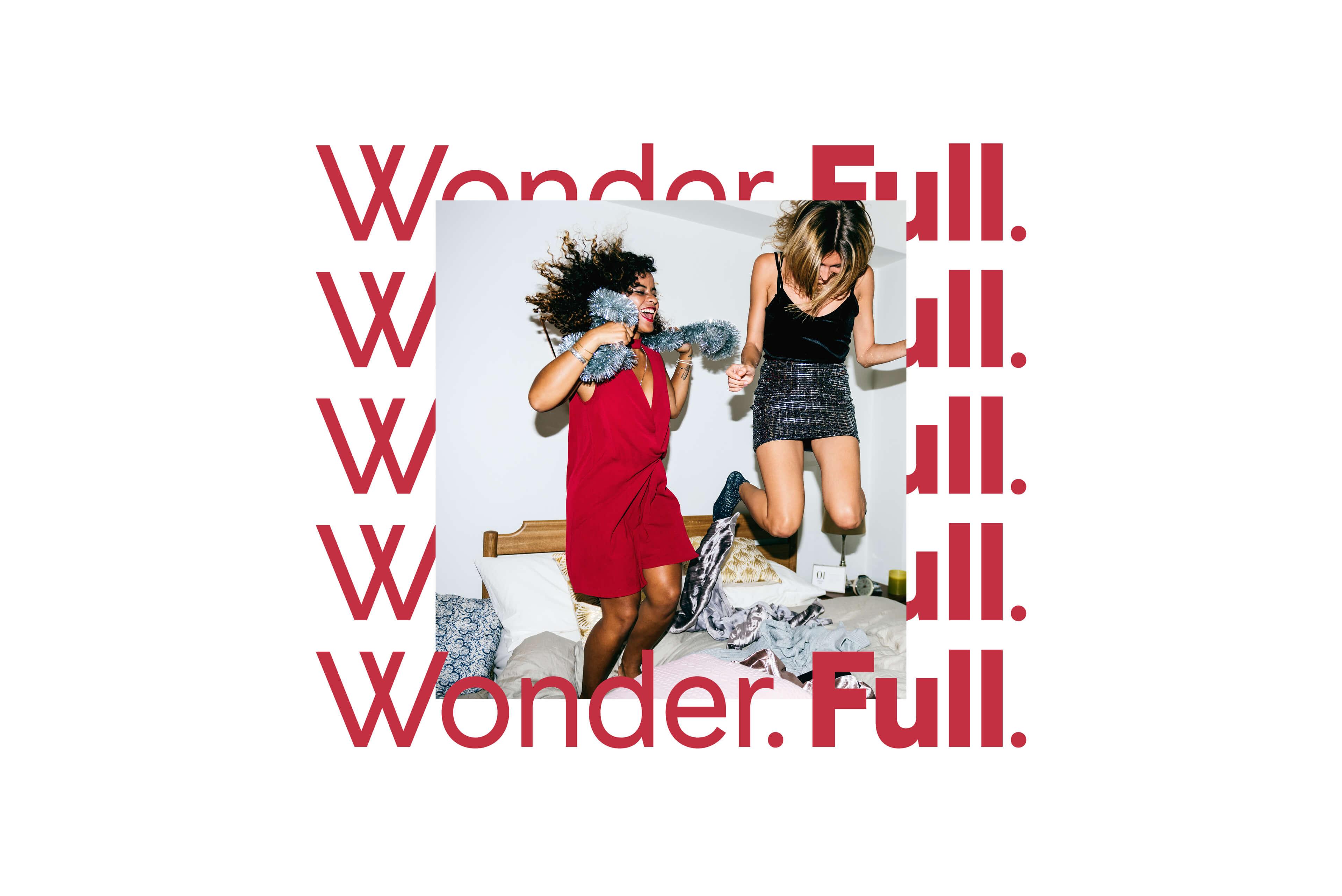 Ovolo Hotels Brand Refresh - Wonder. Full. Typographic Framework & Photography 3