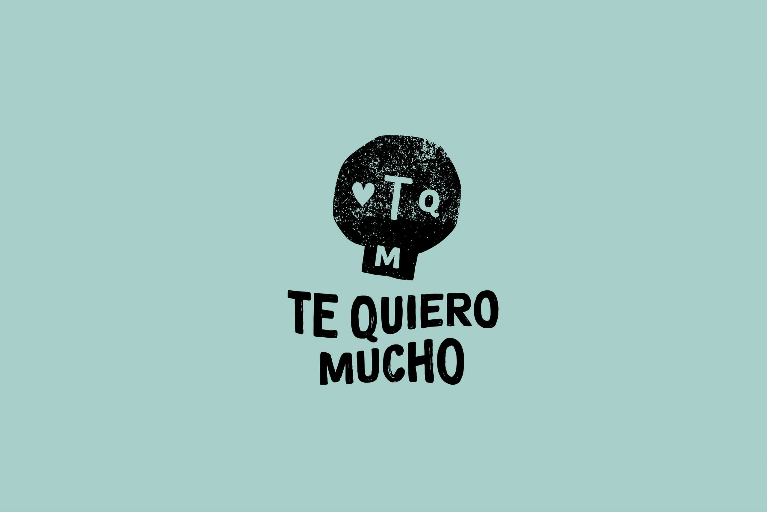 Ovolo Te Quiero Mucho Hospitality Identity - Logotype