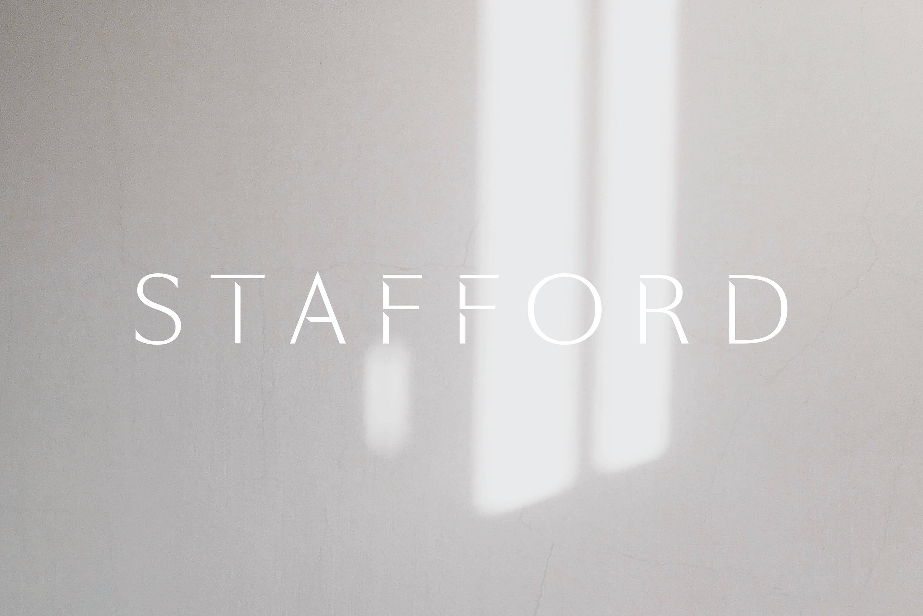 Stafford Architecture